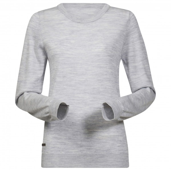 Bergans - Women's Fivel Wool L/S - Merinovillapulloverit