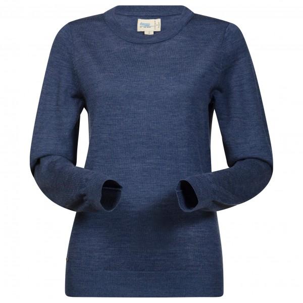 Bergans - Women's Fivel Wool L/S - Överdragströjor merinoull
