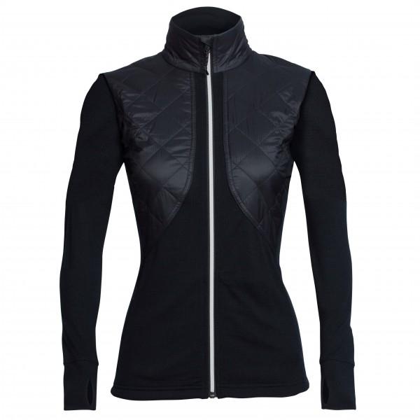 Icebreaker - Women's Ellipse L/S Zip - Wool jacket