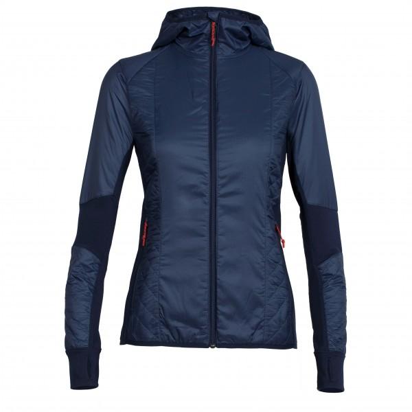 Icebreaker - Women's Helix L/S Zip Hood - Wool jacket