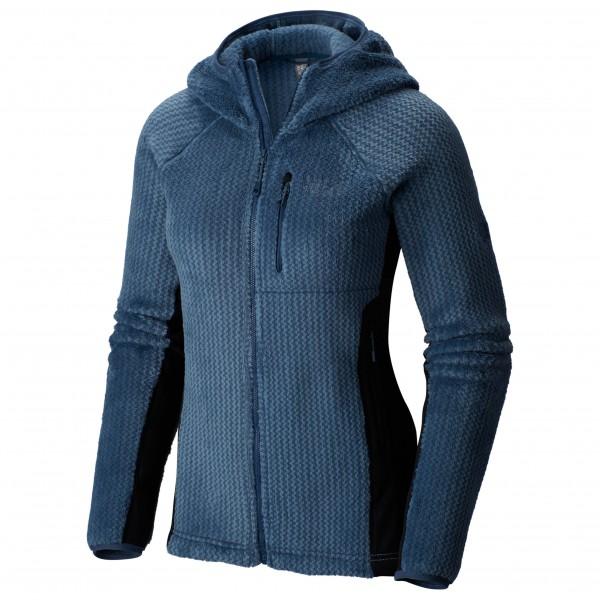 Mountain Hardwear - Monkey Woman Pro Hooded Jacket - Fleece jacket