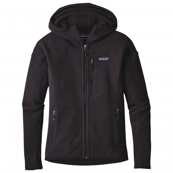 Patagonia - Women's Performance Better Sweater Hoody - Fleecejacka