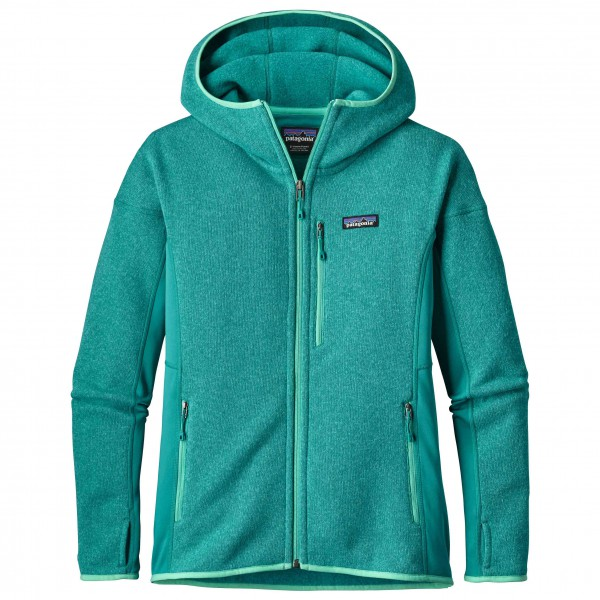 Patagonia - Women's Performance Better Sweater Hoody