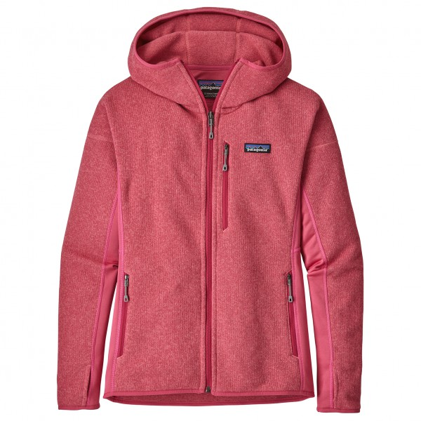 Patagonia - Women's Performance Better Sweater Hoody - Giacca in pile