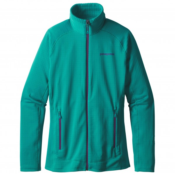 Patagonia - Women's R1 Full-Zip Jacket - Fleecetakki