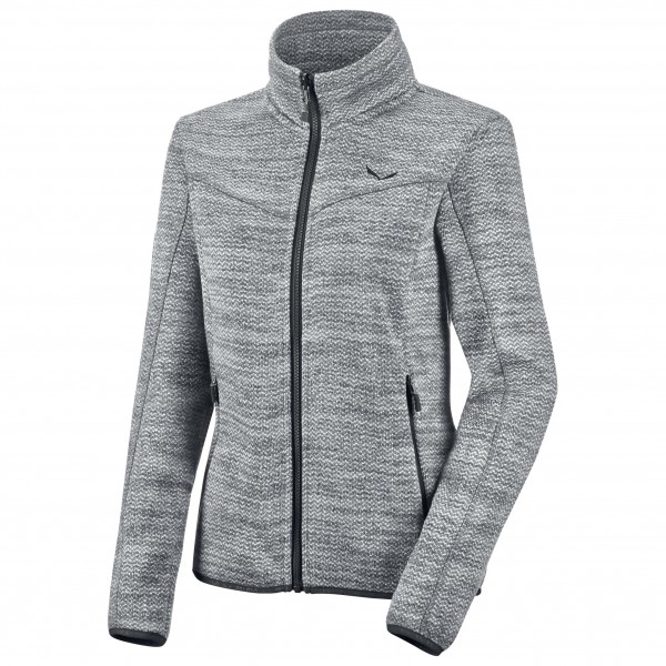 Salewa - Women's Fanes Herringbone PL Full-Zip - Veste polai