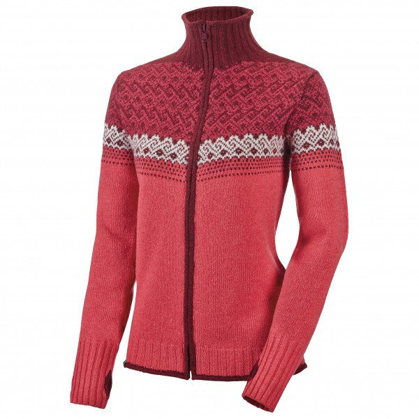 Salewa - Women's Fanes Full-Zip Sweater - Wolljacke