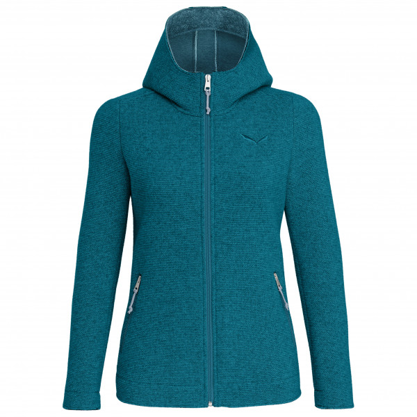Salewa - Women's Sarner 2L Full-Zip Hoody - Wool jacket