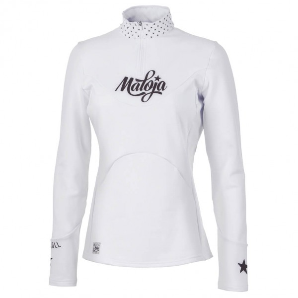 Maloja - Women's CorvallisM.Shirt - Fleece jumpers
