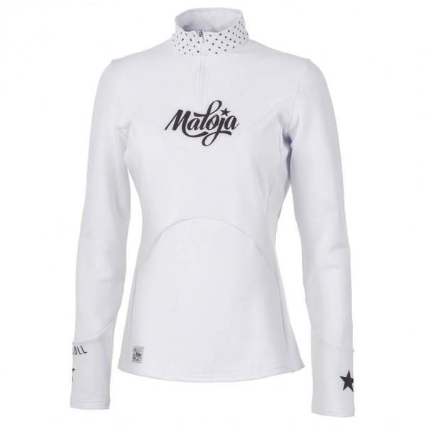 Maloja - Women's CorvallisM.Shirt - Fleecetrui