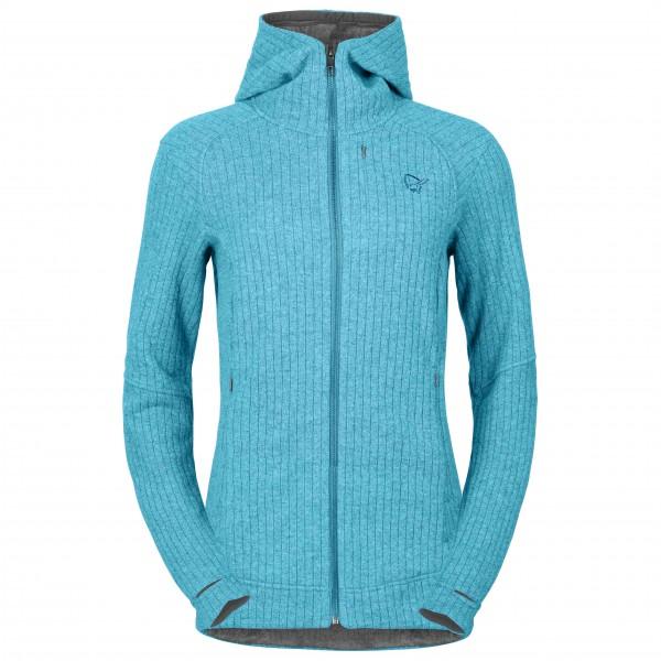 Norrøna - Women's Røldal Wool Jacket - Wolljacke