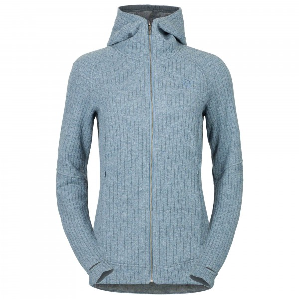 Norrøna - Women's Røldal Wool Jacket - Villatakki
