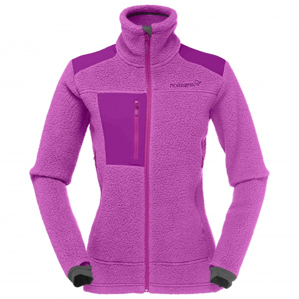 Norrøna - Women's Trollveggen Thermal Pro Jacket - Fleecetakki