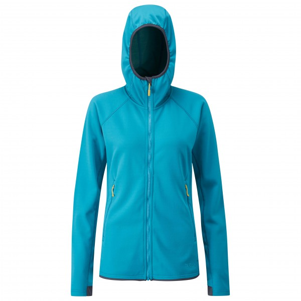 Rab - Women's Focus Hoody - Wool jacket