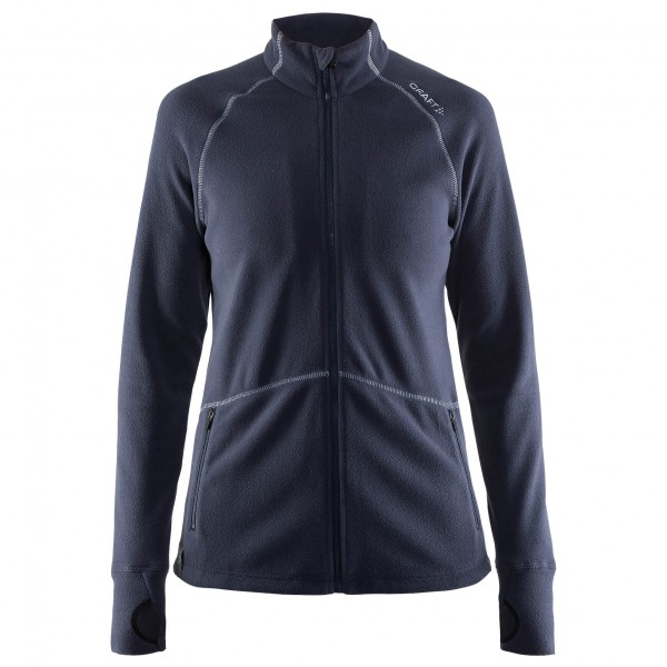 Craft - Women's Full Zip Micro Fleece Jacket - Fleecetakki