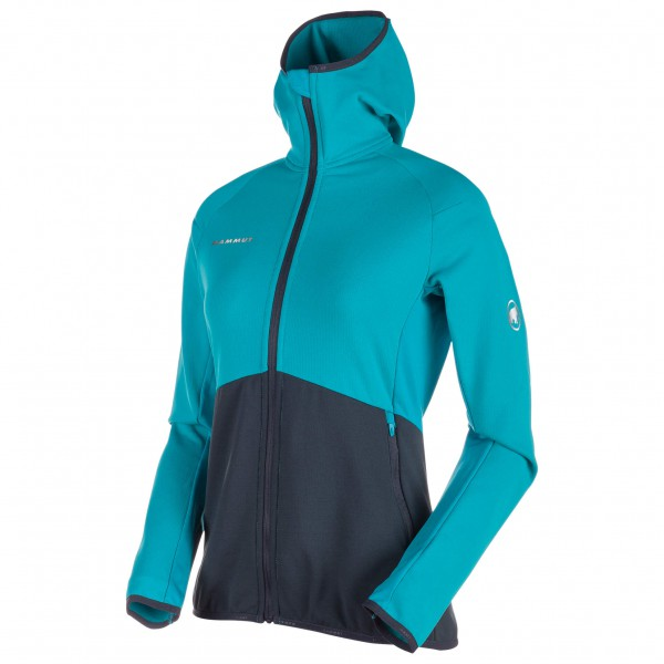 Mammut - Botnica Light ML Hooded Jacket Women - Fleecejacke