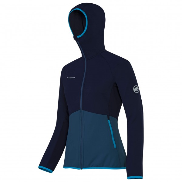 Mammut - Botnica Light ML Hooded Jacket Women - Fleecejack