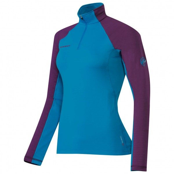 Mammut - Illiniza Zip Pull Women - Fleecetrui