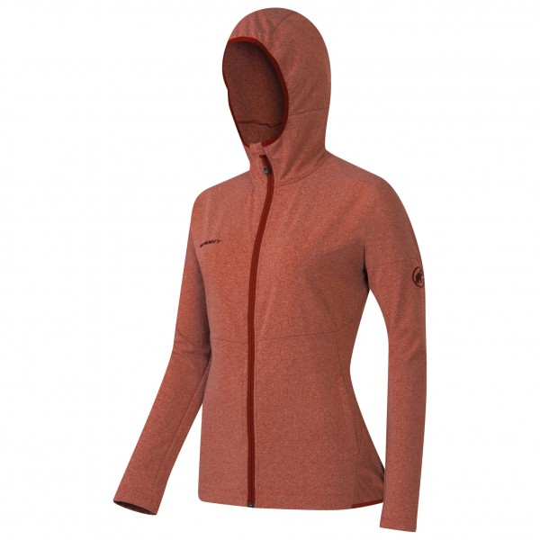 Mammut - Luina ML Hooded Jacket Women - Fleecetakki