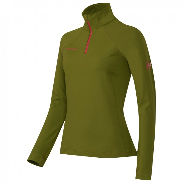 Mammut - Snow ML Half Zip Pull Women - Fleecetrui