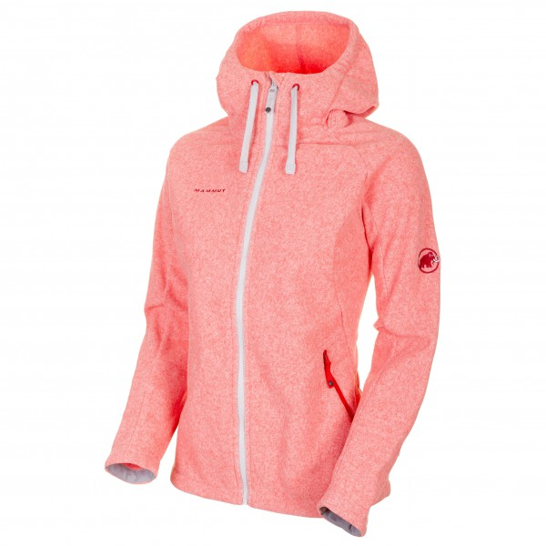 Mammut - Yampa Advanced ML Hooded Jacket Women - Fleecejakke