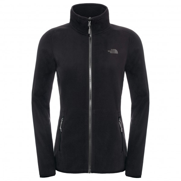 The North Face - Women's 100 Glacier Full Zip - Fleecejack