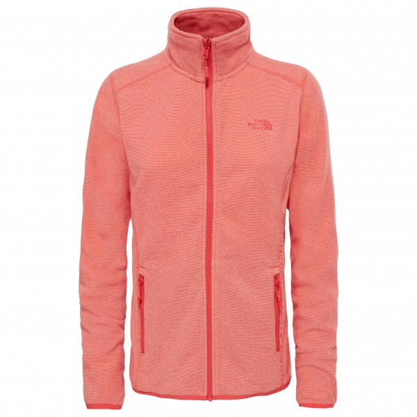 The North Face - Women's 100 Glacier Full Zip - Veste polair