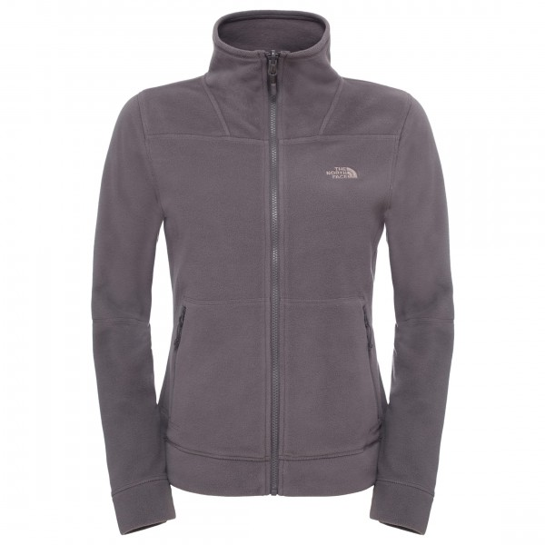 The North Face - Women's 200 Shadow Full Zip - Fleecetakki