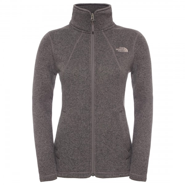 The North Face - Women's Crescent Full Zip - Fleecevest