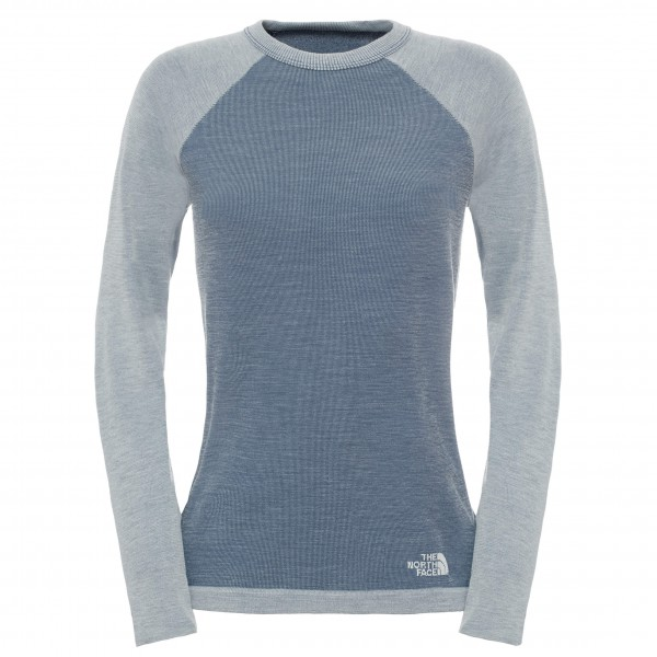 The North Face - Women's Harpster Crew - Merino trui