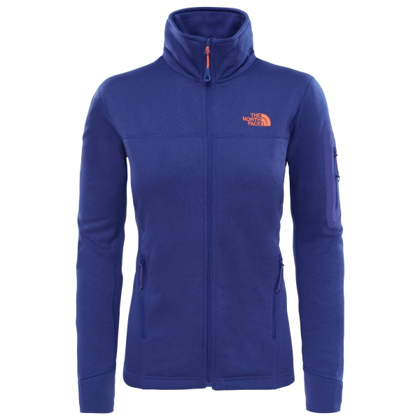 The North Face - Women's Kyoshi Full Zip Jacket - Fleecevest