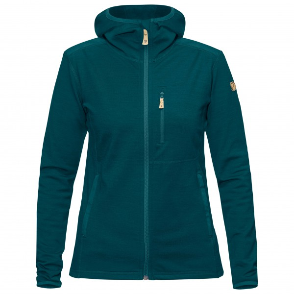 Fjällräven - Women's Keb Fleece Hoodie - Fleece jacket