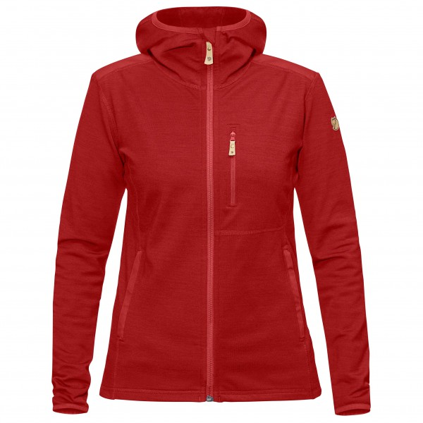 Fjällräven - Women's Keb Fleece Hoodie - Fleecetakki