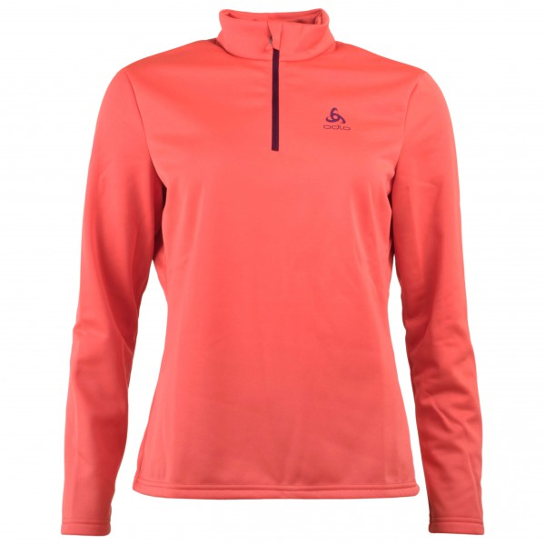 Odlo - Women's Midlayer 1/2 Zip Harbin - Fleecetrui