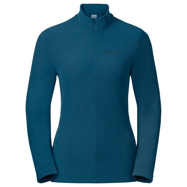 Odlo - Women's Midlayer 1/2 Zip Roy - Fleece pullover