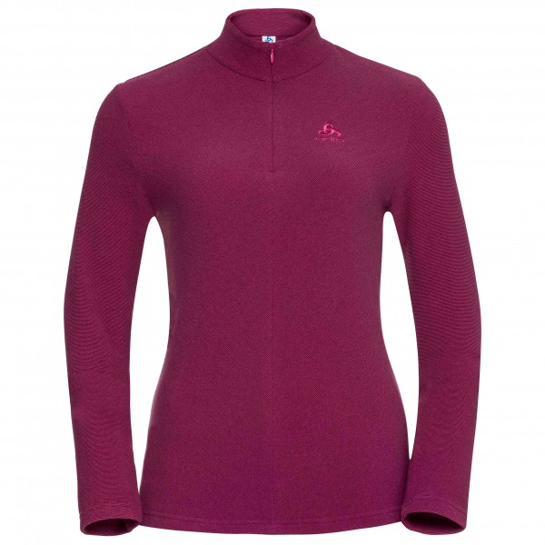 Odlo - Women's Midlayer 1/2 Zip Roy - Fleece jumpers
