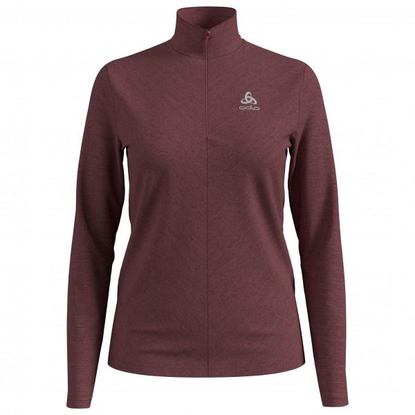 Odlo - Women's Midlayer 1/2 Zip Roy - Fleece jumper