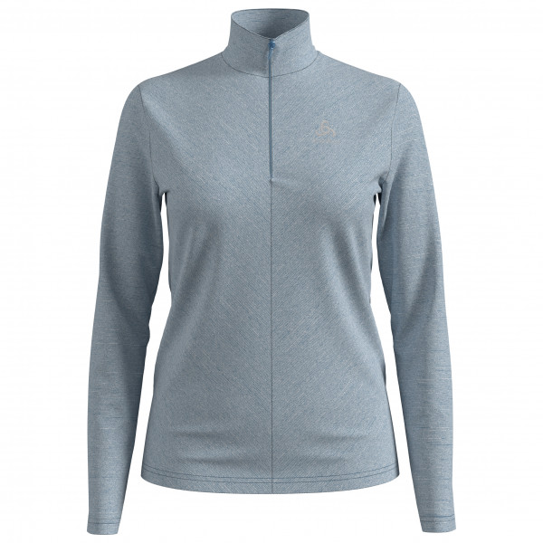 Odlo - Women's Midlayer 1/2 Zip Roy - Fleece jumper
