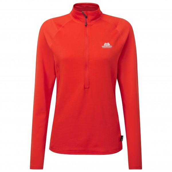 Mountain Equipment - Women's Eclipse Zip T - Fleece jumpers