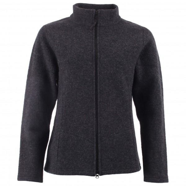 Mufflon - Women's Jet - Wool jacket