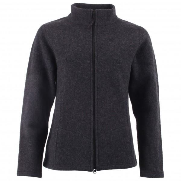 Mufflon - Women's Jet - Wool jacket