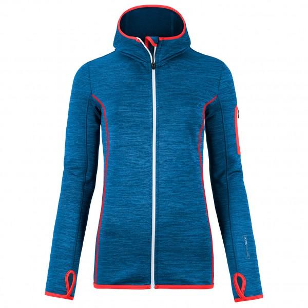 Ortovox - Women's Fleece Melange Hoody - Uldjakke