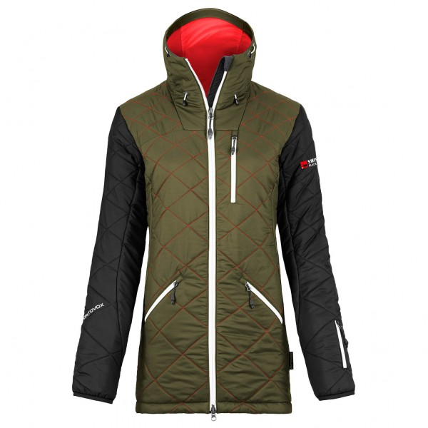 Ortovox - Women's Verbier Parka - Ski jacket