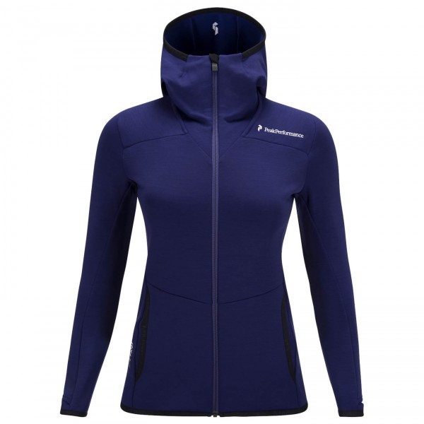 Peak Performance - Women's Heli Mid Hood Jacket