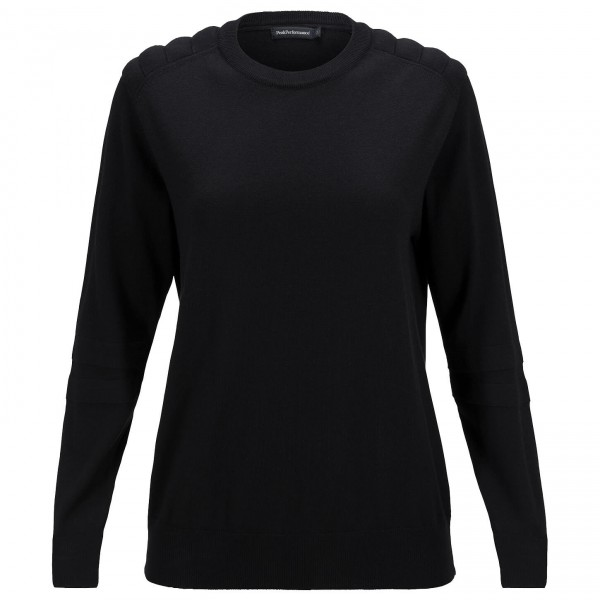 Peak Performance - Women's Nesso C - Pull-over en laine méri