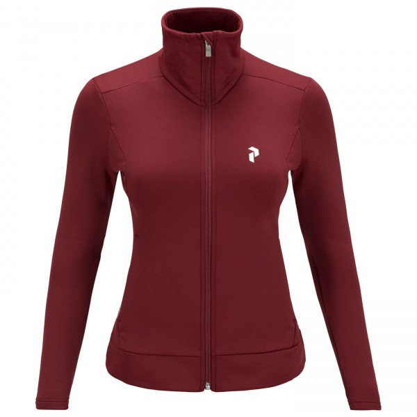 Peak Performance - Women's Sizzler Zip - Fleecejack