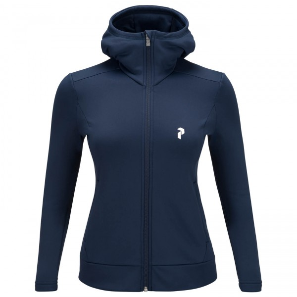 Peak Performance - Women's Sizzler Zip Hood - Fleece jacket