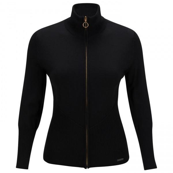 Peak Performance - Women's Vezio Zip - Merino sweater