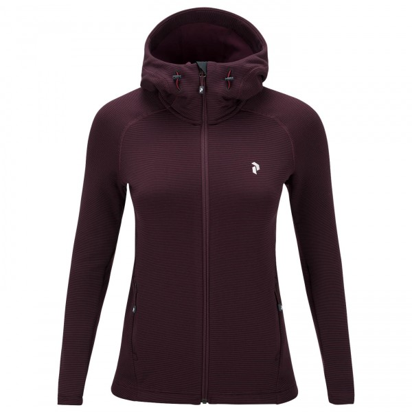 Peak Performance - Women's Waitara Hood - Fleece jacket