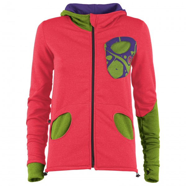 E9 - Women's Toc - Fleece jacket